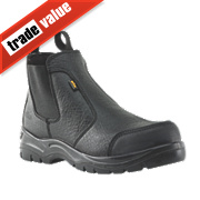 Site Scoria Chelsea Safety Boots Black Size 9
